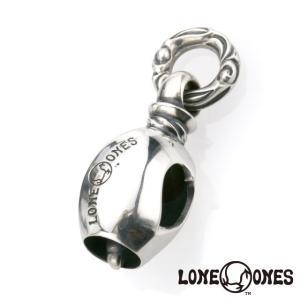 LONE ONES ロンワンズ Silk X bell シルク エックス ベル ペンダント L|beyondcool