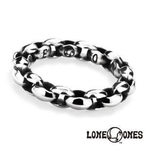 ロンワンズ ミニシルクリンク リング LONE ONES 指輪|beyondcool