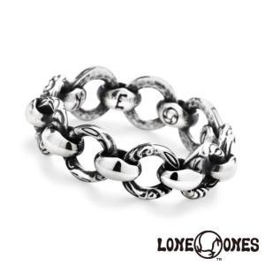 ロンワンズ ミニシルクリンク&クレーンリング リング LONE ONES 指輪|beyondcool