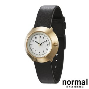 Normal Timepieces ノーマルタイムピーシーズ フジ ブラック FUJI FOR WOMEN F03-L15BL|beyondcool