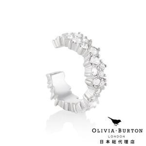 【Olivia Burton オリビア・バートン 日本公式】アンダーザシー マーメイド イヤーカフ シルバー - レディース アクセサリー|beyondcool