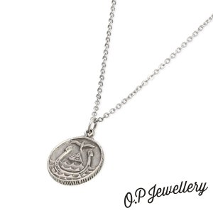 O.P Jewellery オーピージュエリー セーラーフォーチュンペンダント シルバー|beyondcool