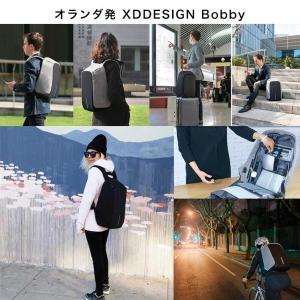 XD DESIGN XDデザイン ボビー グレー Bobby beyondcool 17