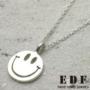 EDF イーディーエフ 70's smile スマイル ペンダント|beyondcool