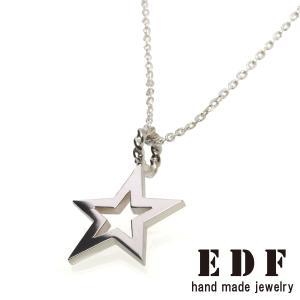 EDF イーディーエフ Frame Star フレーム スター ペンダント beyondcool