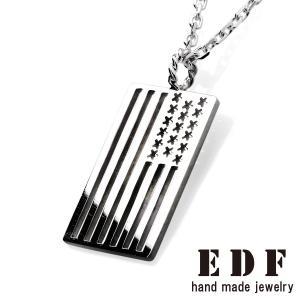 EDF イーディーエフ アメリカンフラッグ ペンダント beyondcool