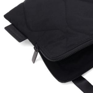 Patrick Stephan パトリックステファン キルティングショルダーバッグ -'pouch' ブラック サコッシュ|beyondcool|06