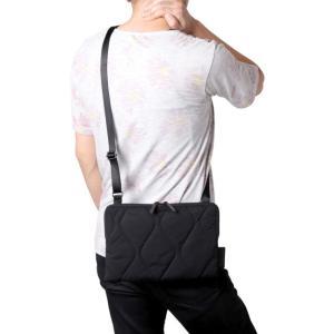 Patrick Stephan パトリックステファン キルティングショルダーバッグ -'pouch' ブラック サコッシュ|beyondcool|08