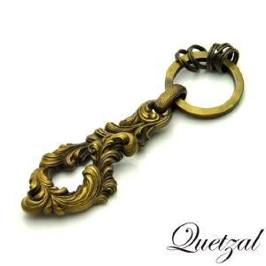 quetzal ケツァール Blasen KeyHook Brass ver ブラーゼンキーフック ブラス|beyondcool