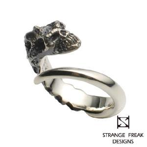 STRANGE FREAK DESIGNS ストレンジフリークデザインス ネロ リング|beyondcool