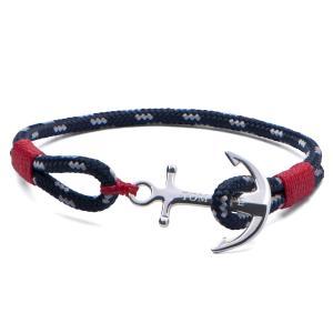 TOM HOPE トムホープ Bracelet : アトランティックレッド beyondcool