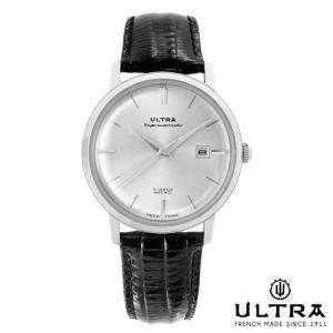 ウルトラ 腕時計 Ultra Superautomatic SILVER SUNRAY / SILVER LIZARD|beyondcool