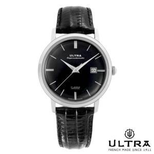 ウルトラ 腕時計 Ultra Superautomatic BLACK / SILVER / BLACK TEJU LIZARD|beyondcool
