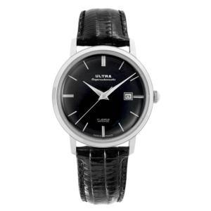 ウルトラ 腕時計 Ultra Superautomatic BLACK / SILVER / BLACK TEJU LIZARD|beyondcool|02