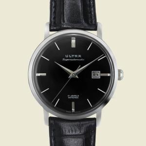 ウルトラ 腕時計 Ultra Superautomatic BLACK / SILVER / BLACK TEJU LIZARD|beyondcool|03