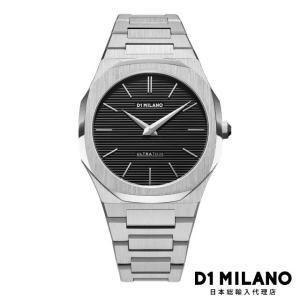 D1ミラノ 日本総輸入代理店 新作 腕時計 メンズ - シルバー - UT RESTYLING|beyondcool