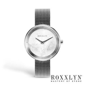 ROXXLYN ロクスリン ビアンコカラーラ ガンメタル|beyondcool