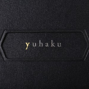 YUHAKU ユハク ルチェ エ オンブラ 定期入れ パスケース ワイン 本革(ベビーキップスキン)|beyondcool|08
