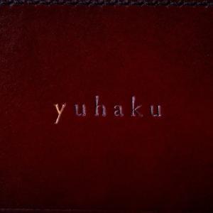 YUHAKU ユハク 名刺入れ カードケース  ワイン beyondcool 05