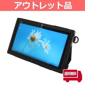 2013年発表 NEC LavieTab W専用カバーケース(ブラック/ホワイト)送料無料 bfd