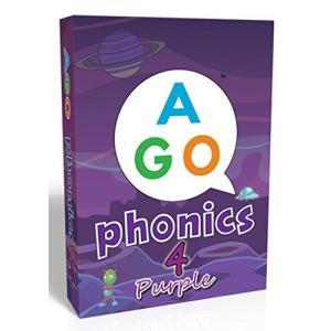 AGO フォニックス パープル レベル4 英語 カードゲーム 9784865392104 bfe