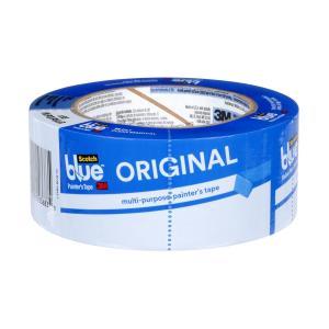 3M Scotch ブルーテープ(48mm×54.8m) オープンキューブScoovoなどFDM方式3Dプリンター用定着テープ|bfe