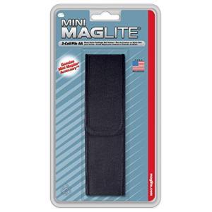MAG-LITE(マグライト) 2AA用ライトケース BK AM2A056R|bfe