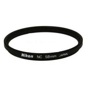 Nikon ニュートラルカラーフィルターNC 58mm NC-58 bfe