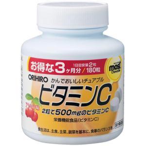 オリヒロ チュアブルビタミン ビタミンC bfe