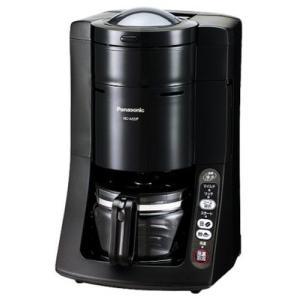 パナソニック 沸騰浄水コーヒーメーカー 容量5カップ ブラック NC-A55P-K|bfe