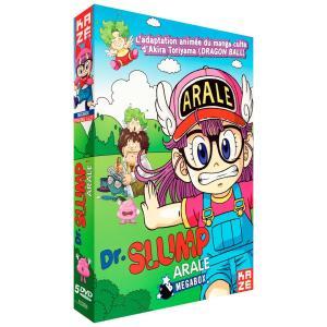 Dr.スランプ アラレちゃん TVシリーズ1 DVD-BOX (1-27話|bfe