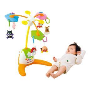 アンパンマン 赤ちゃん泣きやませサウンド付き アンパンマンメリー|bfe