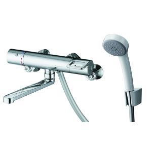 TOTO 浴室用水栓 吐水パイプ170mm TMGG40E (エアインシャワー・樹脂)|bfe