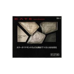 カネボウ(Kanebo) ケイト カラーシャスダイヤモンド<ブラック1>|bfe