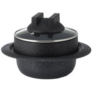 アーネスト 炊飯器  2合 直火 ベルフィーナ 炊き羽釜 A-76697|bfe