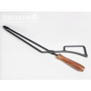 TEOGONIA/テオゴニア Fireplace Tongs/ファイヤープレーストング【63495】バーベキュー 炭ばさみ 薪ばさみ|bfe