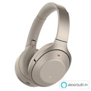 ソニー SONY ワイヤレスノイズキャンセリングヘッドホン WH-1000XM2 N : Bluet...