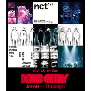 NCT 127 1st Tour 'NEO CITY : JAPAN - The Origin'(Blu-ray Disc)|bfe