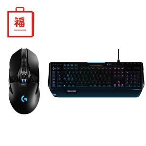 Logicool G ゲーミングマウス・キーボード G903h + G910r