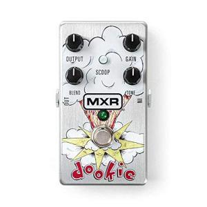 MXR DD25V2 DOOKIE DRIVE PEDAL V2 オーバードライブ ギターエフェクター|bfe
