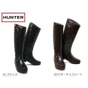 HUNTER【ハンター】 リージェント サボイ 全2色 ラバーブーツ レディース レインブーツ bheart