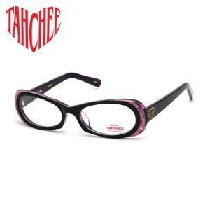 TAHCHEE RX ターチー レディース UVカット サングラス CARDIFF カーディフ No.1 ブラック / パープル メガネ フレーム 眼鏡 アイウェア|bheart