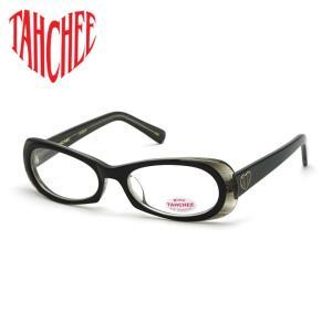 TAHCHEE RX ターチー レディース UVカット サングラス CARDIFF カーディフ No.2 ブラック / ラメ メガネ フレーム 眼鏡 アイウェア|bheart
