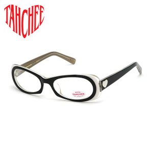 TAHCHEE RX ターチー レディース UVカット サングラス CARDIFF カーディフ No.3 ブラック / ホワイト メガネ フレーム 眼鏡 アイウェア|bheart