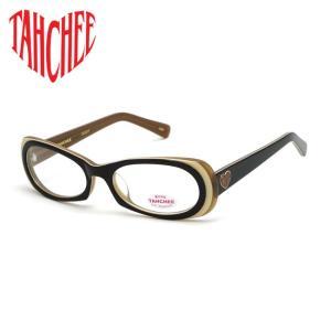 TAHCHEE RX ターチー レディース UVカット サングラス CARDIFF カーディフ No.4 ブラウン / キャラメル メガネ フレーム 眼鏡 アイウェア|bheart