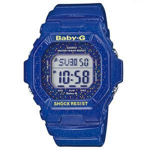 CASIO カシオ BG-5600GL-2 Baby-G レディーズ腕時計 ブルー ベビーG コズミックフェイスシリーズ|bheart