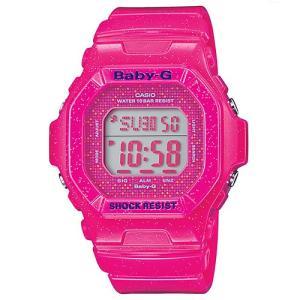 CASIO カシオ BG-5600GL-4 Baby-G レディーズ腕時計 ピンク ベビーG コズミックフェイスシリーズ|bheart