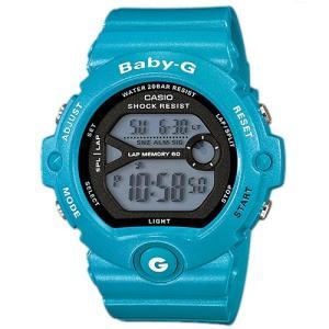 CASIO カシオ BG-6903-2 Baby-G レディーズ腕時計 ブルー ベビーG フォー・ランニング|bheart