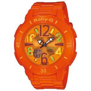CASIO カシオ BGA-171-4B2 Baby-G レディーズ腕時計 オレンジ ベビーG|bheart