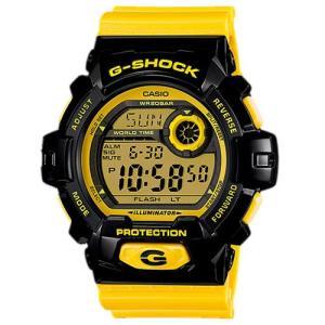 CASIO カシオ G-8900SC-1Y メンズ デジタル 腕時計 イエロー Crazy Colors(クレイジーカラーズ) クォーツ G-SHOCK|bheart